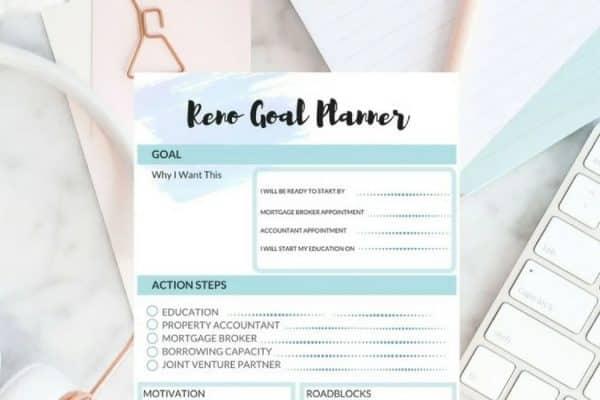reno goal planner