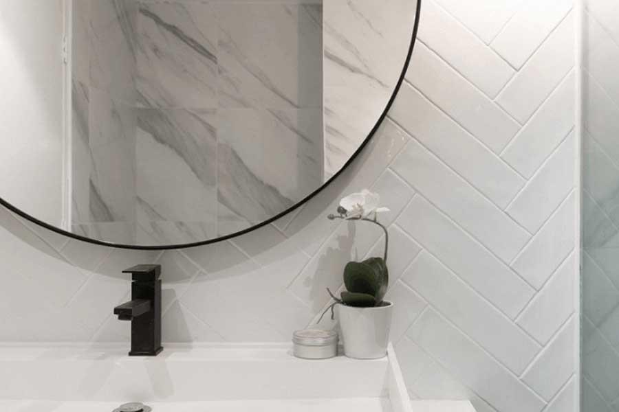 bathroom hand basins