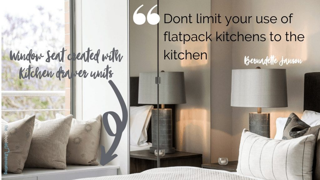 how to install a flat pack kitchen