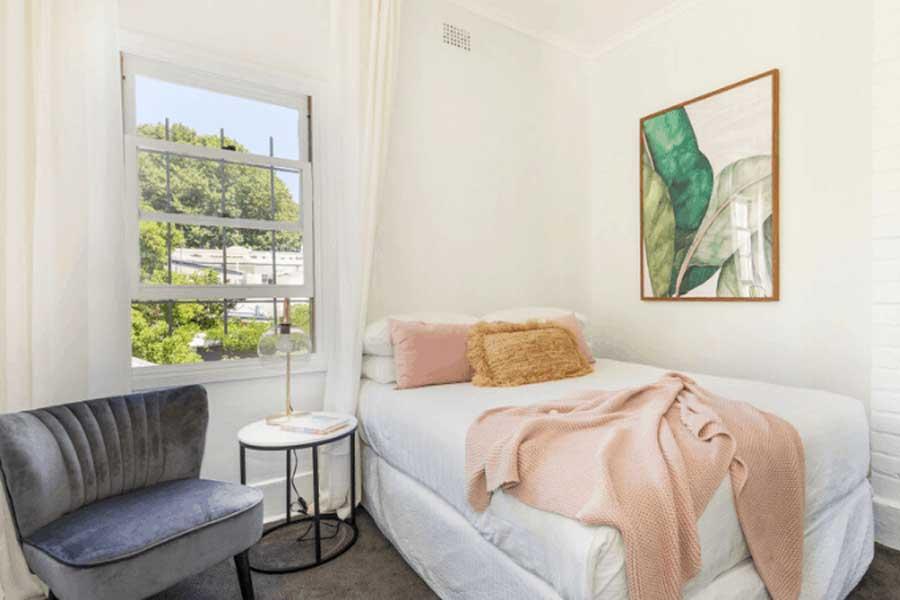 renovating apartments