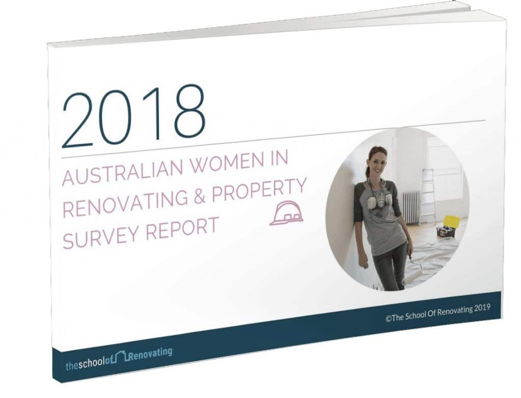 Australian Women In Renovating