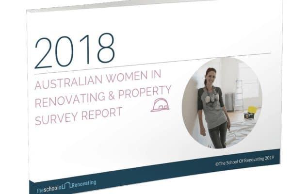 Australian Women In Renovating