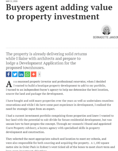 adding value to property