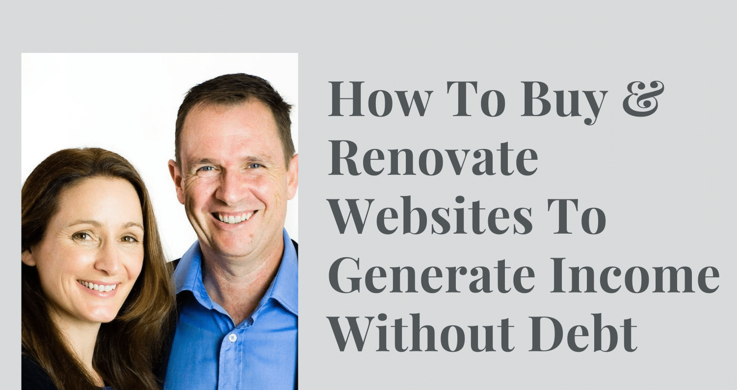 buy and renovate websites