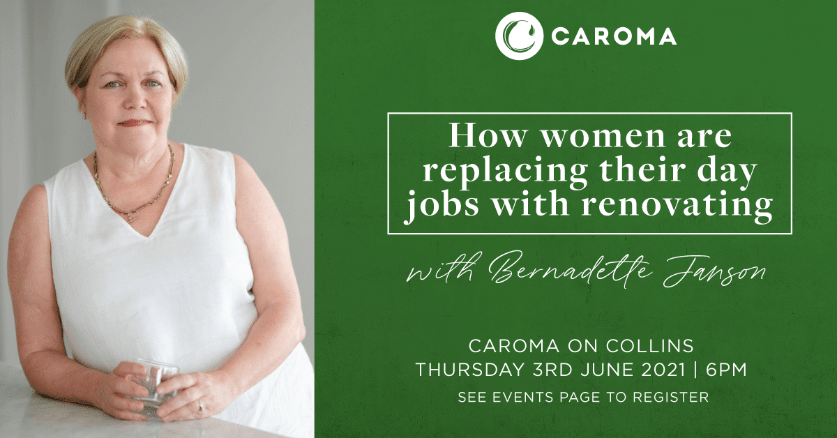 How Women Are Replacing Their Income With Renovating Bernadette Janson